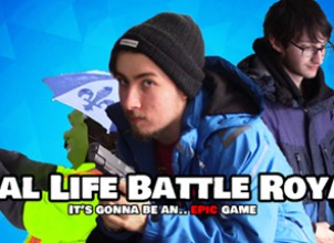 Real Life Battle Royal: It's gonna be an… EPIC game İndir Yükle