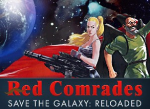 Red Comrades Save the Galaxy: Reloaded İndir Yükle