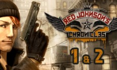 Red Johnson's Chronicles – 1+2 – Steam Special Edition İndir Yükle