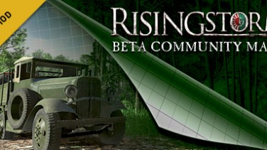 Red Orchestra 2/Rising Storm Beta Community Maps İndir Yükle