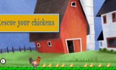 Rescue your chickens İndir Yükle