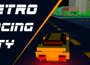 Retro Racing City İndir Yükle
