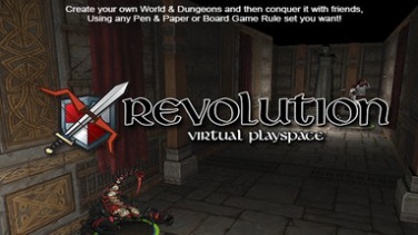 Revolution : Virtual Playspace İndir Yükle