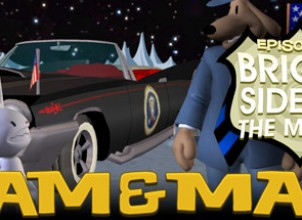 Sam & Max 106: Bright Side of the Moon İndir Yükle