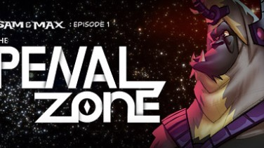 Sam & Max 301: The Penal Zone İndir Yükle