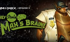 Sam & Max 303: They Stole Max's Brain! İndir Yükle