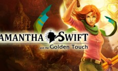 Samantha Swift and the Golden Touch İndir Yükle