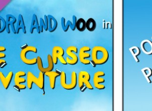Sandra and Woo in the Cursed Adventure İndir Yükle
