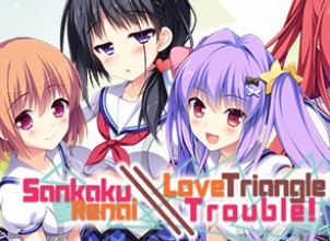 Sankaku Renai: Love Triangle Trouble İndir Yükle