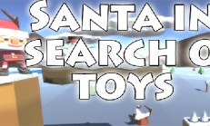 Santa in search of toys İndir Yükle