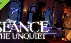 Seance: The Unquiet (Demo 2) İndir Yükle