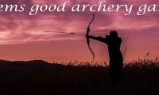 Seems good archery game İndir Yükle