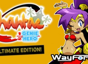 Shantae: Half-Genie Hero Ultimate Edition İndir Yükle