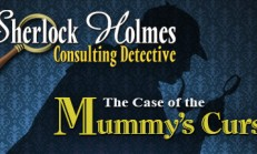 Sherlock Holmes Consulting Detective: The Case of the Mummy's Curse İndir Yükle