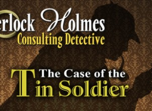 Sherlock Holmes Consulting Detective: The Case of the Tin Soldier İndir Yükle