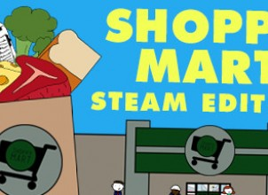 Shoppy Mart: Steam Edition İndir Yükle