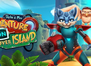 Skylar & Plux: Adventure On Clover Island İndir Yükle