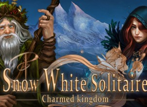 Snow White Solitaire. Charmed Kingdom İndir Yükle