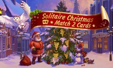 Solitaire Christmas. Match 2 Cards İndir Yükle