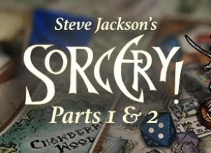 Sorcery! Parts 1 and 2 İndir Yükle