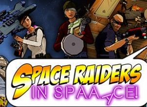 Space Raiders in Space İndir Yükle