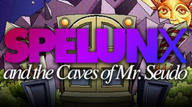Spelunx and the Caves of Mr. Seudo İndir Yükle