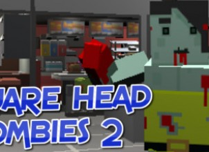 Square Head Zombies 2 – FPS Game İndir Yükle