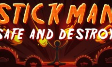 Stickman Safe and Destroy İndir Yükle