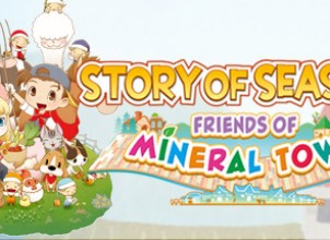 STORY OF SEASONS: Friends of Mineral Town İndir Yükle