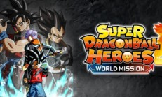 SUPER DRAGON BALL HEROES WORLD MISSION İndir Yükle