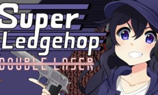 Super Ledgehop: Double Laser İndir Yükle