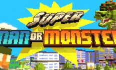 Super Man Or Monster İndir Yükle