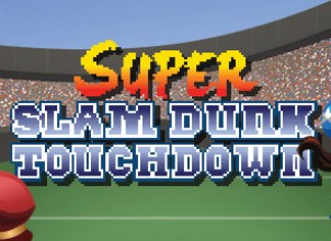 Super Slam Dunk Touchdown İndir Yükle