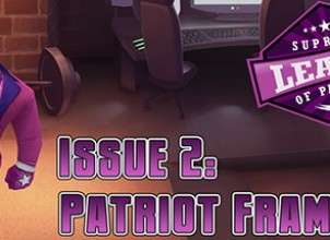 Supreme League of Patriots – Episode 2: Patriot Frames İndir Yükle