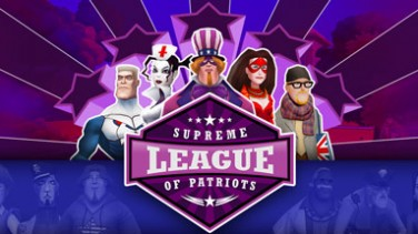 Supreme League of Patriots İndir Yükle