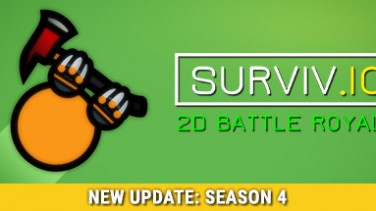 Surviv.io – 2D Battle Royale İndir Yükle