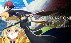 SWORD ART ONLINE Alicization Lycoris İndir Yükle