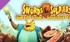 Swords and Soldiers – Super Saucy Sausage Fest DLC İndir Yükle