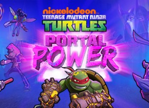 Teenage Mutant Ninja Turtles: Portal Power İndir Yükle
