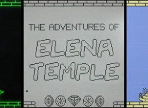 The Adventures of Elena Temple İndir Yükle