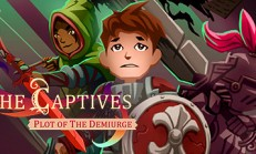 The Captives: Plot of the Demiurge İndir Yükle