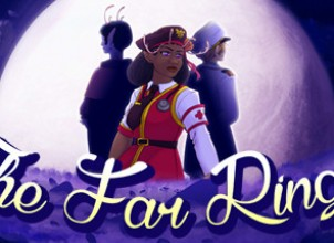 The Far Rings: A Space Opera Visual Novella İndir Yükle