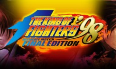 THE KING OF FIGHTERS '98 ULTIMATE MATCH FINAL EDITION İndir Yükle