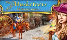 The Musketeers: Victoria's Quest İndir Yükle