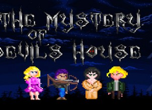 The Mystery of Devils House İndir Yükle