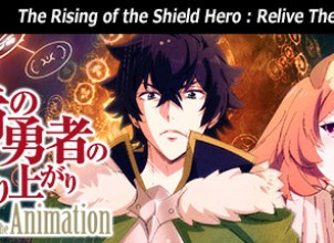 The Rising of the Shield Hero : Relive The Animation İndir Yükle