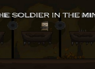 The soldier in the mine İndir Yükle