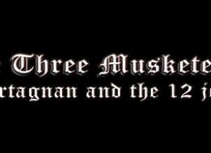 The Three Musketeers – D'Artagnan & the 12 Jewels İndir Yükle