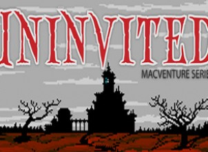 The Uninvited: MacVenture Series İndir Yükle