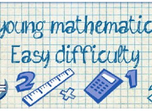 The young mathematician: Easy difficulty İndir Yükle